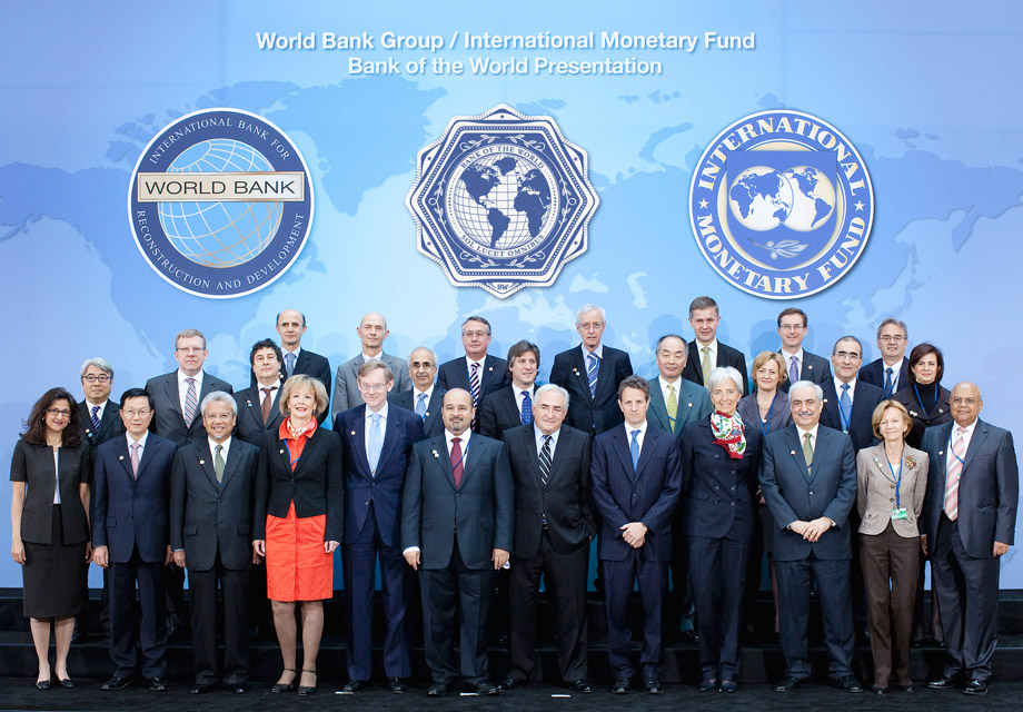 Bank of the World. Presentation