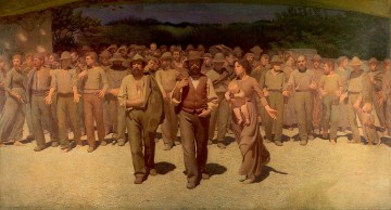 Giuseppe-Pellizza-da-Volpedo_Il-quarto-stato_1901