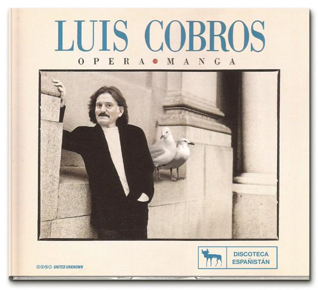 """Luis Cobros en """"Opera Manga"""""""