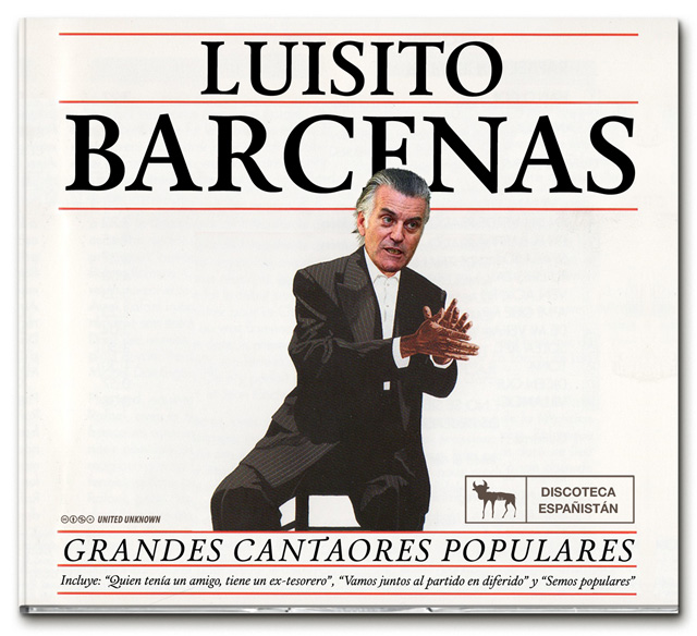 """Luisito Bárcenas en """"Grandes Cantaores Populares"""""""