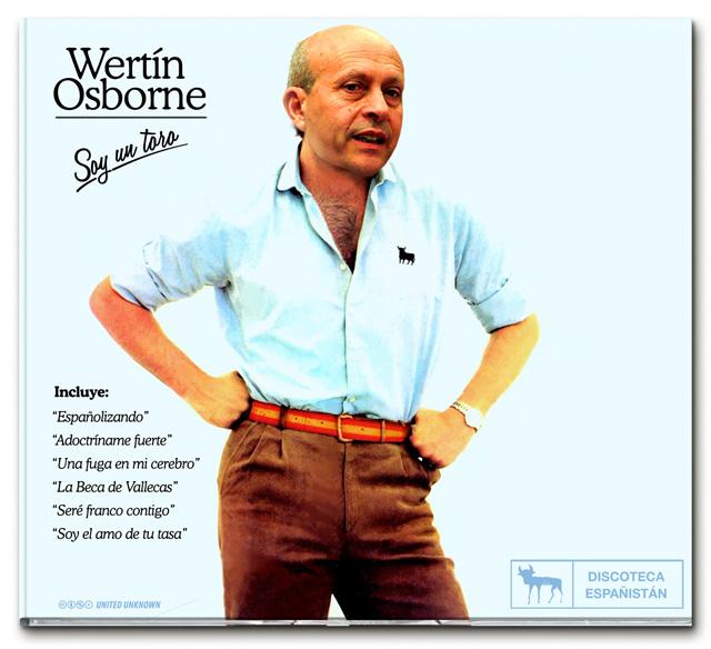 """Wertín Osborne en """"Soy un Toro"""""""