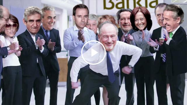 filtrado video consejo directivo bankia