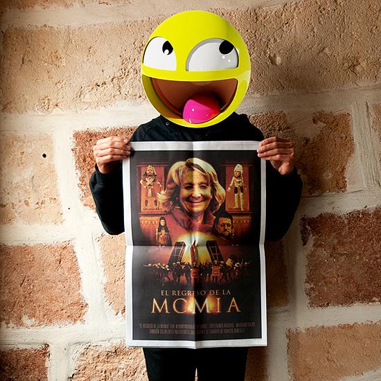 United Unknown Revista Mongolia El regreso de la momia