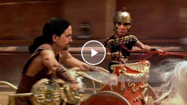Ben Hur Late Motiv Buenafuente