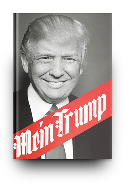 United Unknown Mongolia Trump Mein Kampf