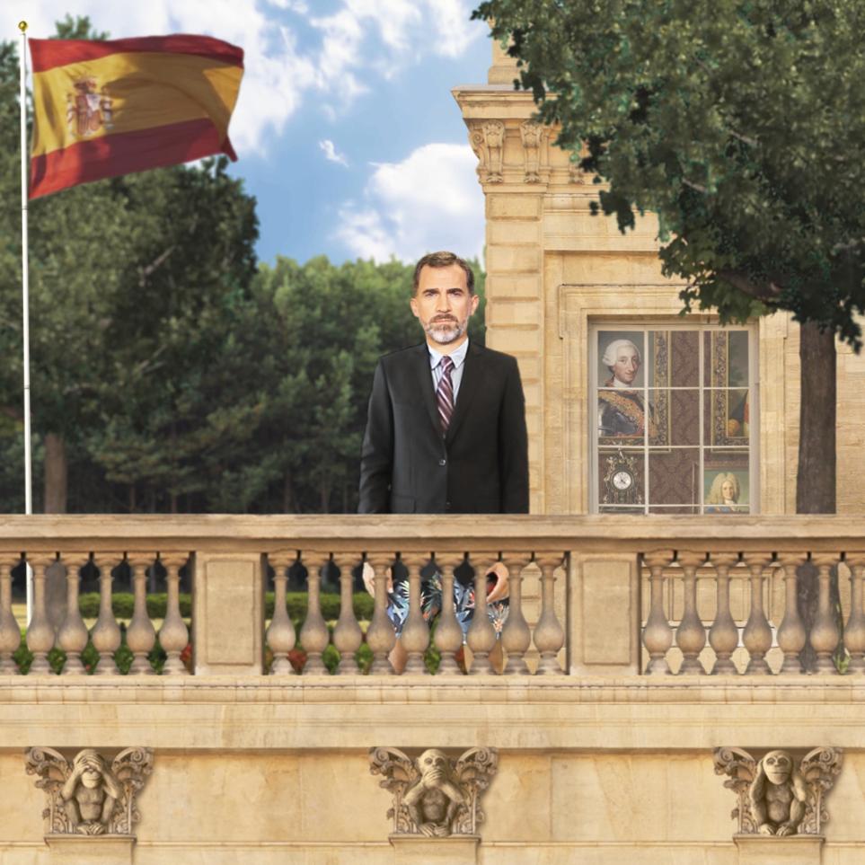 13, Rue de la política española